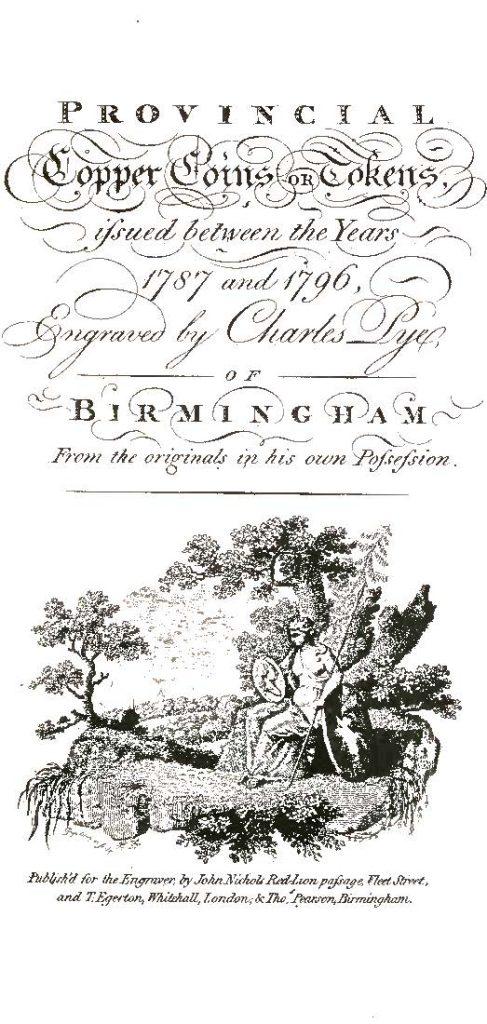 Pye 1796 book image